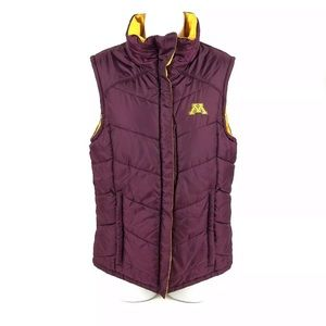 Minnesota Golden Gophers Columbia Reversible Vest